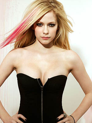 Avril Lavigne profile photo